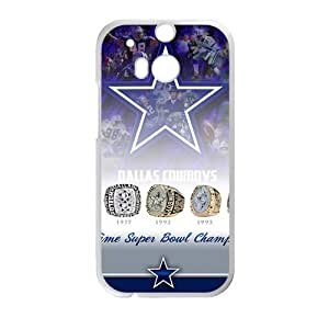 Dallar Cowboy Pattern Fashion Comstom Plastic case cover For HTC One M8