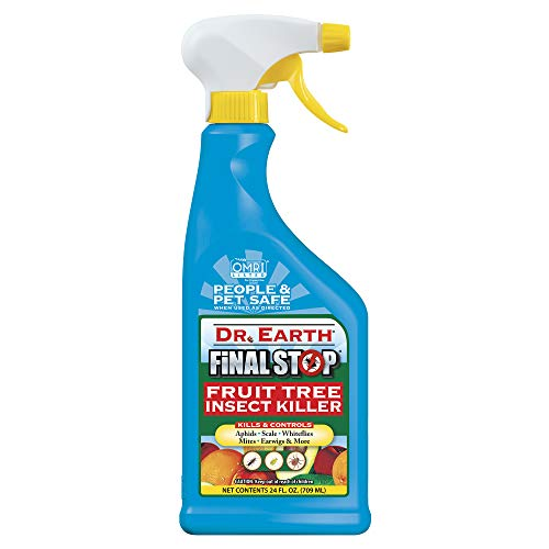 Dr. Earth Final Stop Fruit Tree Insect Killer 24 oz RTU