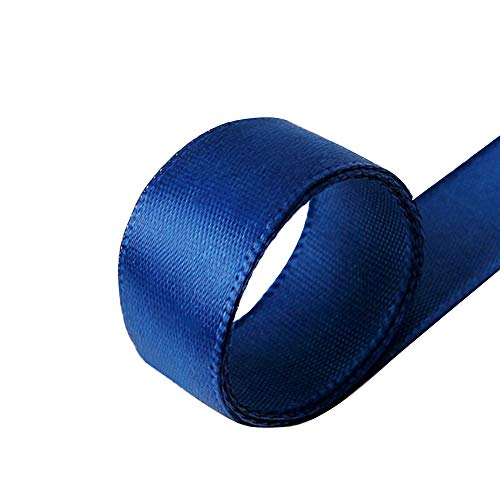 dfnbrhg 230 X 1.5 cm/Roll Wide Luxury Double Side Satin Ribbon for Craft, Gift Wrapping, Hair Bow, Wedding Decoration