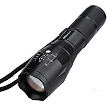 Flashlight,Dafana G700 Tactical Flashlight LED Military Lumitact