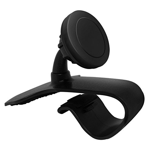 Cell Phone Holder Car, XG-WIN Magnetic Phone Mount Dashboard Car Holder, 360°Rotating Compatible iPhone Xs Max/XS/XR/X/8/8 Plus, Samsung Galaxy S5/S6/S7/S8,Google,LG