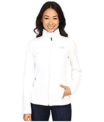 The North Face Apex Shellrock Jacket, White, Small