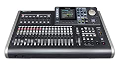 The DP-24SD Digital Porta studio is a 24-track workstation, allowing eight tracks of simultaneous recording. The built-in mixer includes everything you need for a professional-sounding mix, from EQ and reverb to amp simulation and multi-band ...
