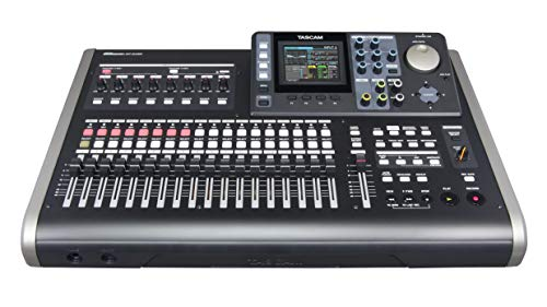 Tascam DP-24SD 24-Track Digital ...