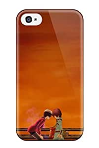 Iphone 4/4s Case Cover - Slim Fit Tpu Protector Shock Absorbent Case (samsung Galaxy)