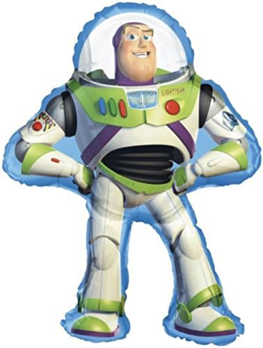 Unbranded 38 Inch Buzz Lightyear - Toy Story Foil Balloon CS105]()