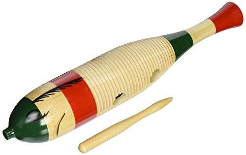 Latin Percussion CP249A Cp Fish Style Guiro ()