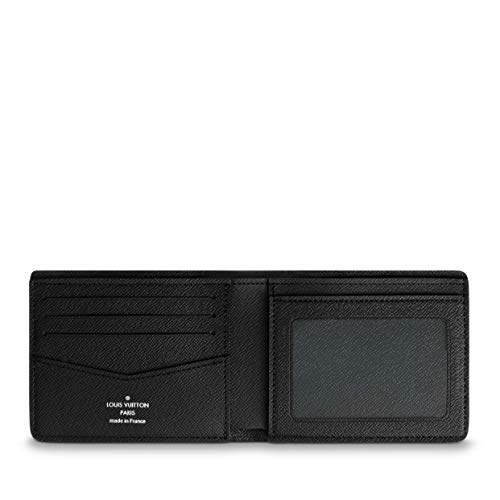 Louis Vuitton Damier Graphite Canvas Slender ID Wallet N64002
