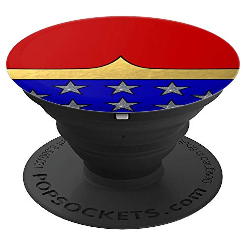 American Wonder Hero - PopSockets Grip and Stand for Phones and Tablets