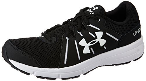 Pied Course Black à AW17 RN 2 Chaussure Under Noir Dash Armour De 4g4Z8