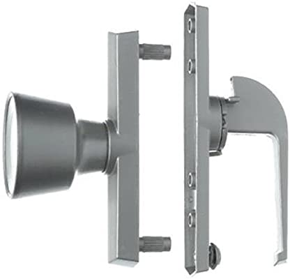 Wright Products V670 Universal Knob Latch Aluminum Screen Door