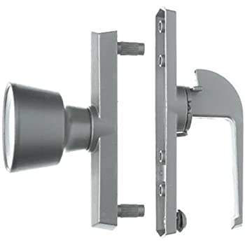 Prime Line Products K 5000 Tulip Knob Latch Set For Screen