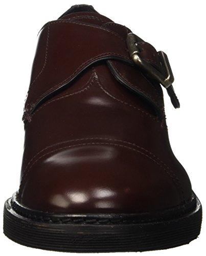 A De U Damocle Hombre Rot Cordones Zapatos Geox burgundyc7016 Para Derby nWfEAn