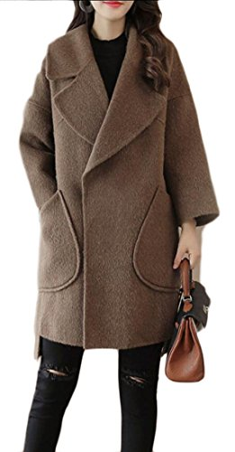 Blend amp;S Jackets Outerwear amp;W Women's Overcoat Wool M 1 Winter fZgwqXn4XR
