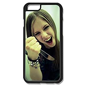 Lovely ROCK Avril Lavigne Case Cover For Ipod Touch 4 Case