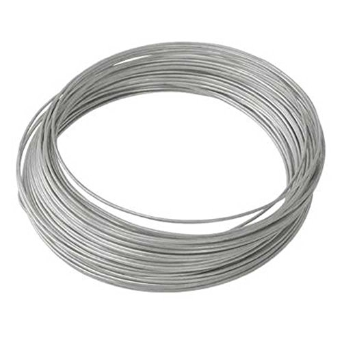 "Nickel Chromium Resistance Wire (80/20) NO6003 19 AWG .036"" x 40 feet"