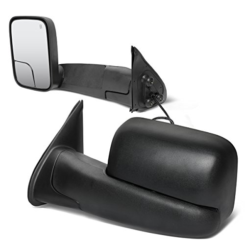 Buy Cheap For 05-15 Tacoma Pair Powered Adjustment+Heated Towing Side Mirror (Left+Right)