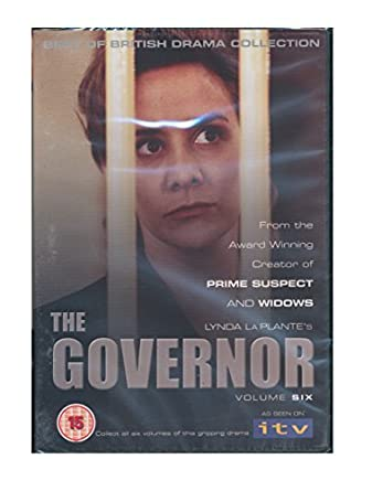 The Governor, Series One, Volume Six DVD 1995 by Janet McTeer ...