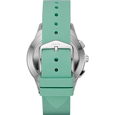 Fossil Q Modern Pursuit Silicone Hybrid Smartwatch