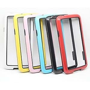 MOFY-De alta calidad de color de doble PC TPU cap'tulo de parachoques para i9600 Galaxy SV S5