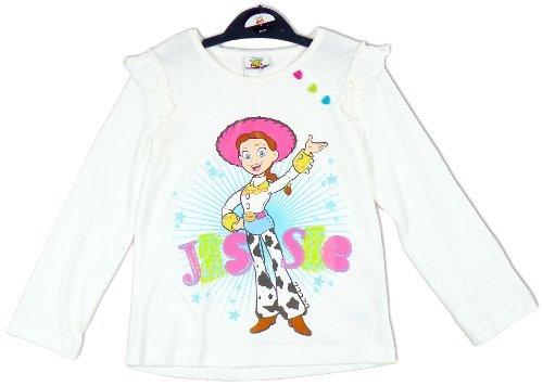 De niña Toy Story Jessie Vaquera camiseta de manga larga 18 Meses . 5 Años   Amazon.es  Ropa y accesorios 0d11150f73c