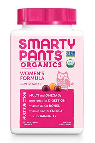 Daily Organic Gummy Women's
