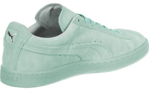 Puma Suede Classic 350734 Herren Sneaker gruen