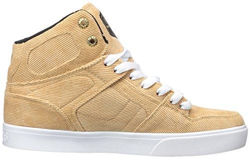 Osiris Nyc 83 Vlc Dcn Skateschoen Tan / Wit