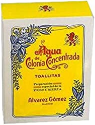 Alvarez Gomez Agua de Colonia Concentrada Womens Perfumed Towelettes