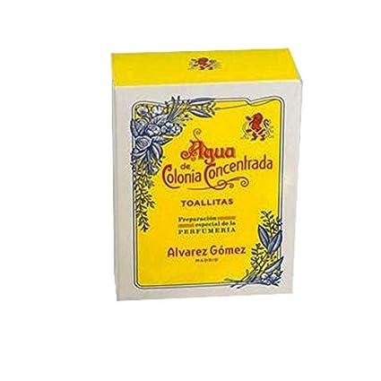 ALVAREZ GOMEZ toallitas perfumadas 10 uds-unisex