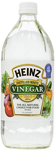Heinz Vinegar, Distilled White, 32 oz