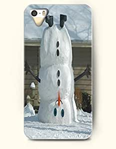 TYH - OOFIT iPhone 6 4.7 Case - Snowman Headstand ending phone case