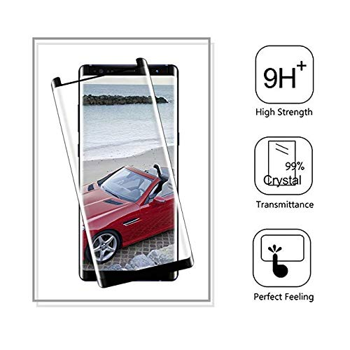 hairbowsales Screen Protectors Clear Compatible with Phone Screen Protectors.Black.-01.28 96