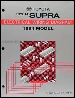 1994 toyota 4runner wiring diagram manual original: toyota: amazon com:  books