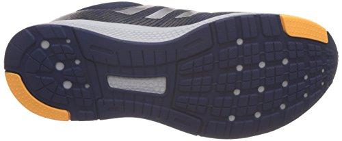 adidas Kinder-Unisex Mana Bounce 2 J Turnschuhe Blu (Azumis/Plamet/Dorsol)