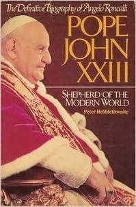 john xxiii biography