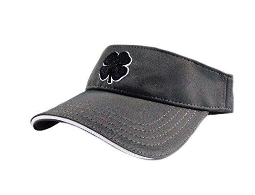 後継八促進する新しいブラッククローバーLive Lucky BCスタイル# 22 Vグレー/ブラック/ホワイト調整可能バイザー/帽子