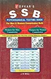 S.S.B. Psychological Testing Book: Men & Women Commission Both