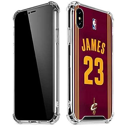 hot sales aaf4e a229f Cleveland Cavaliers iPhone X Case - LeBron James #23 ...