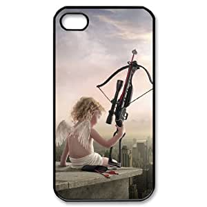 chen-shop design Hard Shell Case Of Cupid Customized Bumper Plastic case For Iphone 4/4s high XXXX