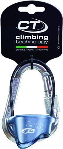 Escalada tecnología doble v-kit asegurador uso cuerda con ...