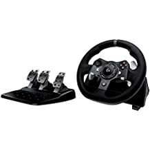 Volante Driving Force G920 para Xbox One / PC - Logitech G