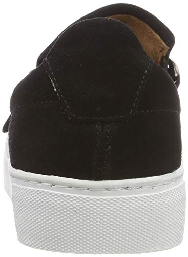 Black Slip Trainers Pavement Gry 017 Suede on 017 Women's Black qTYwRwxf