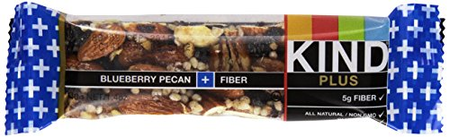 Kind Blueberry Pecan Fiber Bar, 1.4 oz - Kind Blueberry Pecan