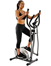 Sunny Health and Fitness Magnetic Elliptical Bike