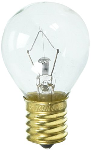 WESTINGHOUSE LIGHTING CORP 03729 40-watt S11 Transparent ()