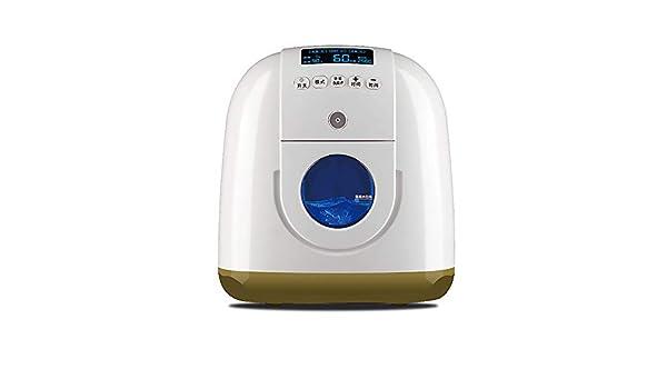 MZBZYU Generador concentrador de oxígeno portátil 1-5L/min máquina ...