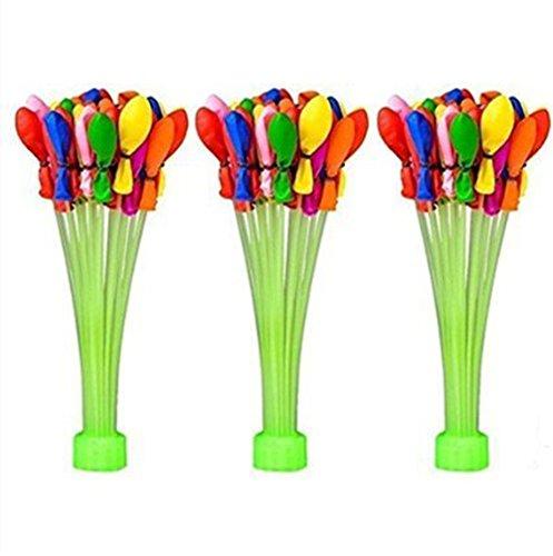Ailiebhaus Magic Balloon Wasserbomben Spielzeug gefüllte Wasserballons (222 wasser Ballons)