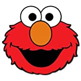 "Jonas Trading Elmo Sesame Street Vynil Car Sticker vinyl Decal - 2.5"" Sticker Decal"