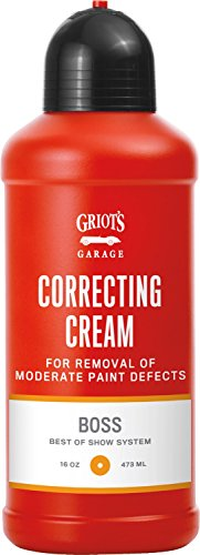 Car Cream - Griot's Garage B120P BOSS Correcting Cream 16oz
